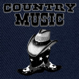 country music Toppe - Snapback Cap