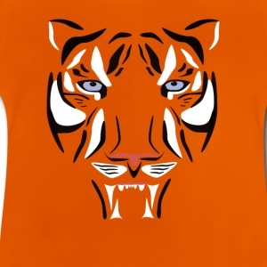 tiger Kids' Shirts - Baby T-Shirt
