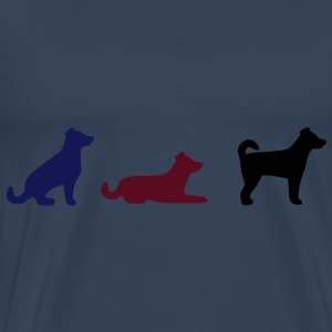 Dogs Tops - Men's Premium T-Shirt