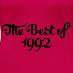 Geburtstag - Birthday - the best of 1992 (it) Top - Maglietta Premium da donna