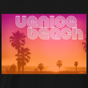 Venice Beach - Los Angeles Top - Maglietta Premium da uomo