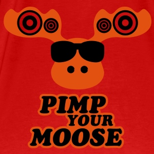 Pimp your Moose Tops - Männer Premium T-Shirt
