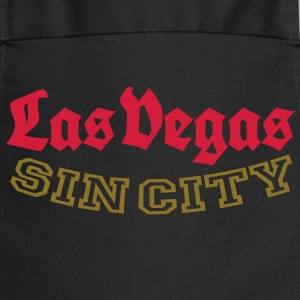 LAS VEGAS SIN CITY T-Shirts - Cooking Apron