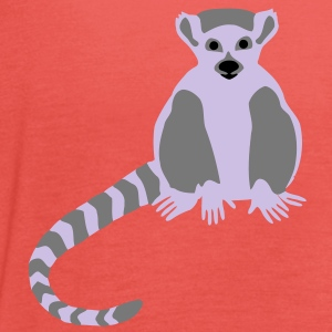 Lemur  T-Shirts - Women's Tank Top by Bella