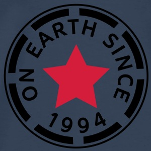 on earth since 1994 (dk) Toppe - Herre premium T-shirt