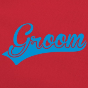groom T-shirts - Retro taske