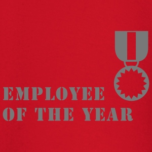 Employee of the Year - Baby Langarmshirt