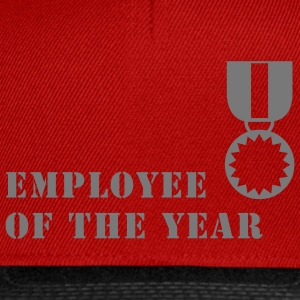 Employee of the Year - Snapback Cap