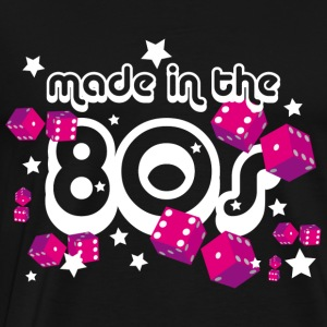 Made in the 80s Tops - Männer Premium T-Shirt