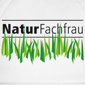 Naturfachfrau Tops - Baseballkappe