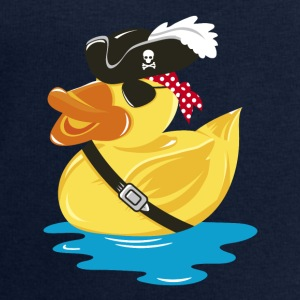Pirate Rubber Duck with a pirate hat and eye patch Tops - Men's Sweatshirt by Stanley & Stella