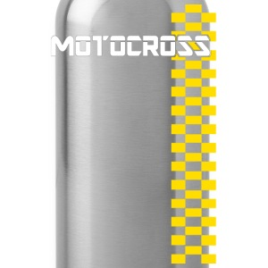 motocross Tops - Water Bottle