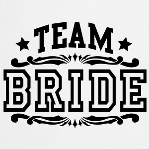 team bride Tops - Cooking Apron