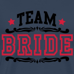 team bride Tops - Men's Premium T-Shirt