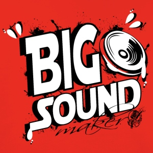 big sound maker Tee shirts - Pull à capuche Premium Enfant