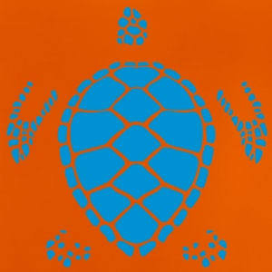 tortue silhouette ombre shadow turtle 60 Tee shirts - T-shirt Bébé
