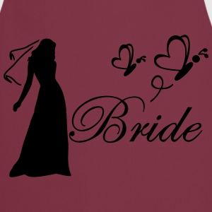 bride Topper - Kokkeforkle