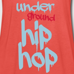 underground hip hop graffiti T-Shirts - Women's Tank Top by Bella