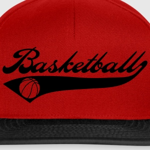 Basketball team Tee shirts - Casquette snapback