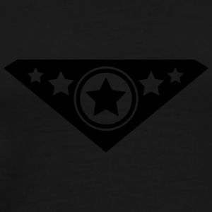 hero style - glow in the dark T-Shirts - Men's Premium T-Shirt