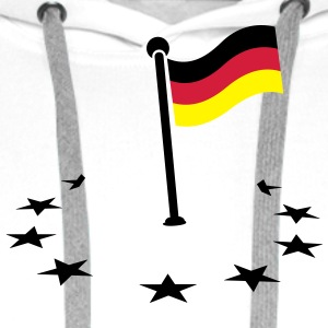 Dtschl. in EU / Germany in EU (3c) T-Shirts - Men's Premium Hoodie