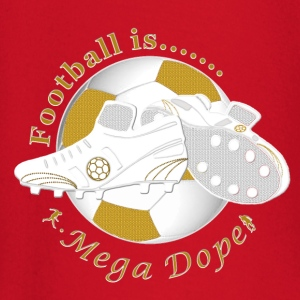 Football is mega dope soccer Shirts - Baby Long Sleeve T-Shirt