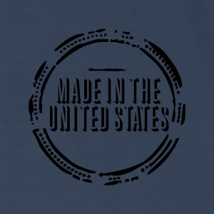 Made in the United States (stamp, 1c) Tops - Männer Premium T-Shirt