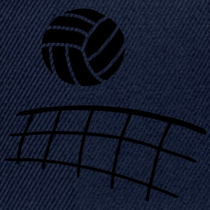 Volleyball Tops - Snapback Cap