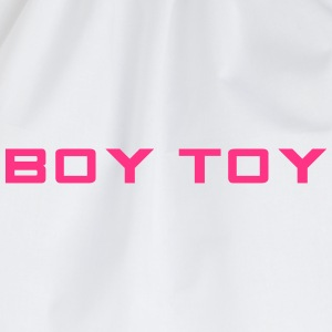 Boy Toy Tops - Drawstring Bag