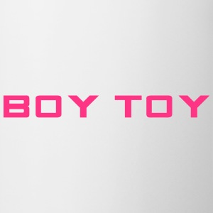 Boy Toy Tops - Tasse
