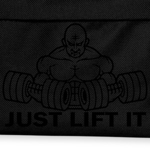 Just Lift It T-Shirts - Kids' Backpack