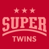 Super Twins, Damen Tank Top - Frauen Premium Tank Top