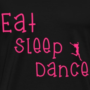 Eat Sleep Dance Tops - Men's Premium T-Shirt