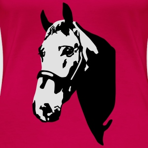Horse Tops - Women's Premium T-Shirt