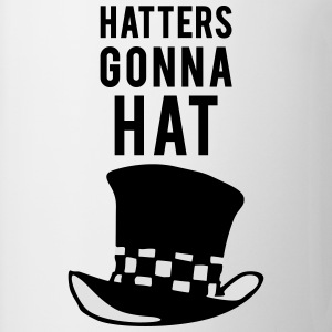 Hatters gonna hat Tanktops - Mok