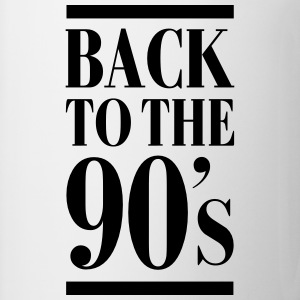 Back To The 90´s Tee shirts - Tasse