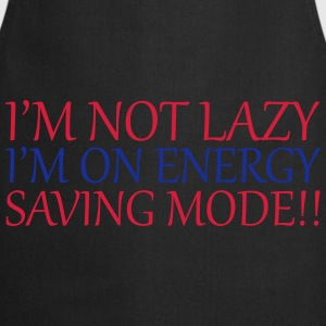 I'm Not Lazy Tops - Cooking Apron