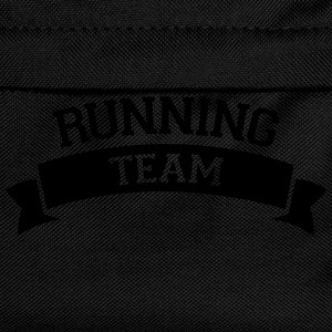 Running Team T-skjorter - Ryggsekk for barn