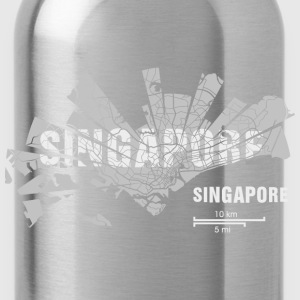 Singapore Tops - Trinkflasche