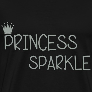 Princess Sparkle Tops - Men's Premium T-Shirt