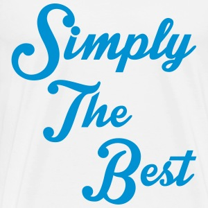 Simply The Best Tops - Männer Premium T-Shirt