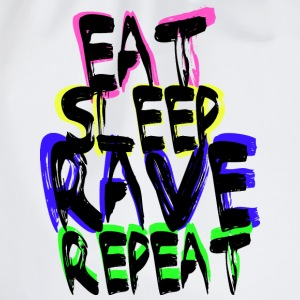 Rave Repeat Tops - Drawstring Bag