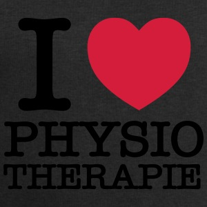 I Love Physiotherapie Topper - Sweatshirts for menn fra Stanley & Stella