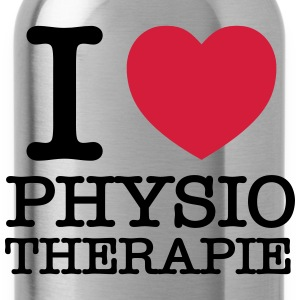 I Love Physiotherapie Topper - Drikkeflaske