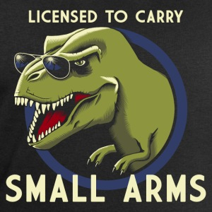 Zwart Licensed to Carry small arms Tanktops - Mannen sweatshirt van Stanley & Stella