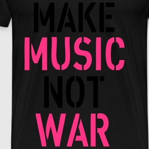 Music Tops - Men's Premium T-Shirt