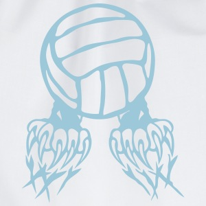 Volleyball Ball-Logo Klaue Pfote 2802 Tops - Turnbeutel