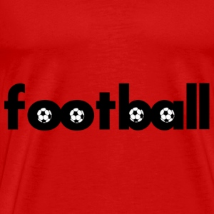 football Tops - Men's Premium T-Shirt