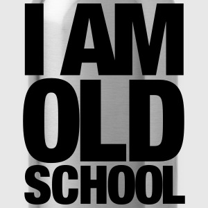 I Am Old School T-Shirts - Trinkflasche