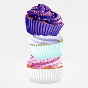 cupcake tower Tops - Baseballkappe